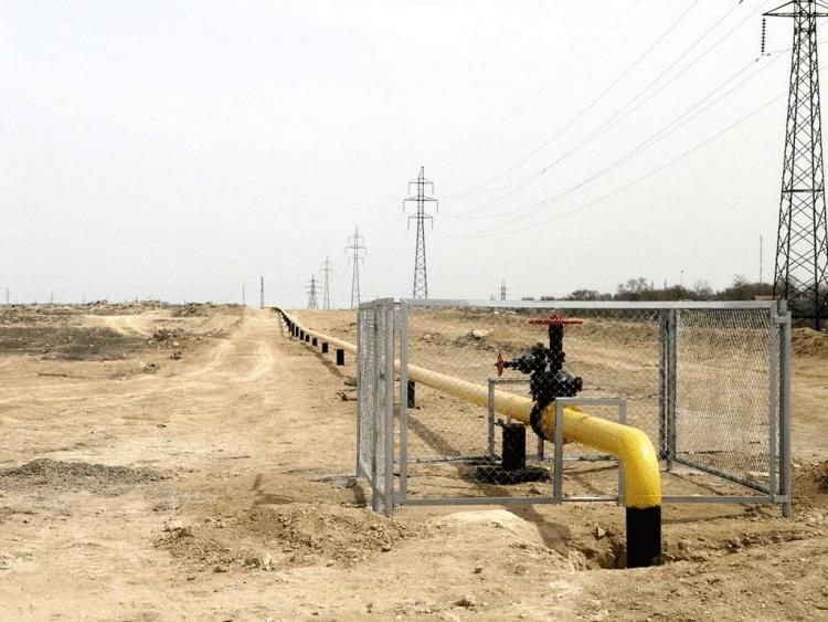 gazoprovod vysokogo davlenija - Магистральные газопроводы. Газопроводы высокого, среднего и низкого давления