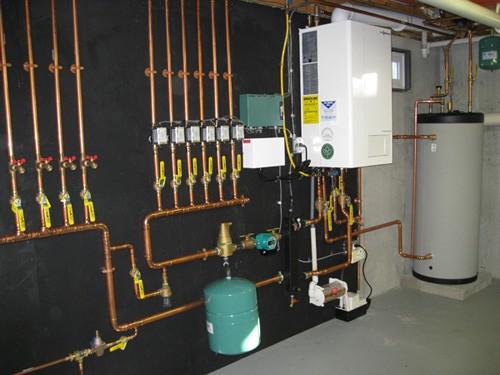 kotel gazovoe otoplenie - Как выбрать газовый котел для частного дома