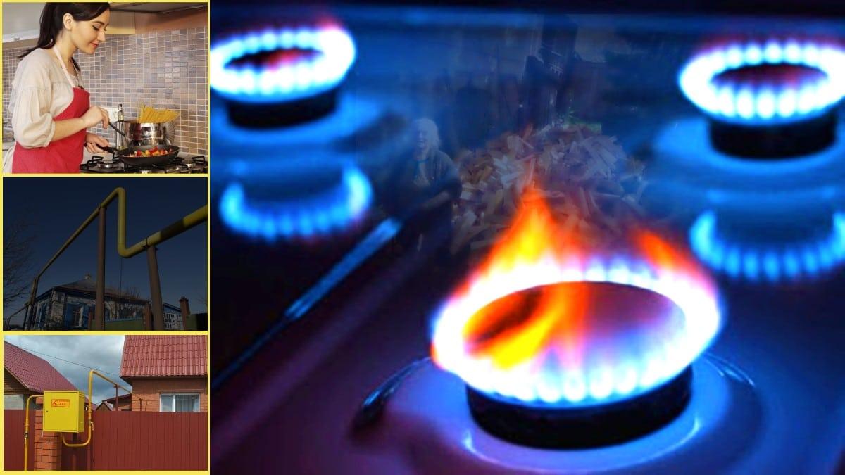 Провести газ в частный дом